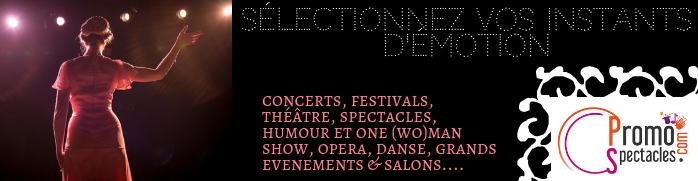 Billetterie Spectacles dédiée au CSE: + de 10 000 événements à sélectionner